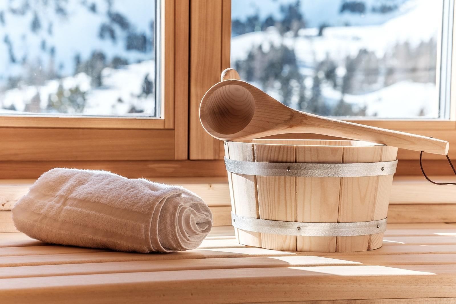Heidi-Chalet-Falkert-Heidialm-Bergwinter-Ausblick-Falkertsee-Panorama-Sauna-Wellness-Luxus