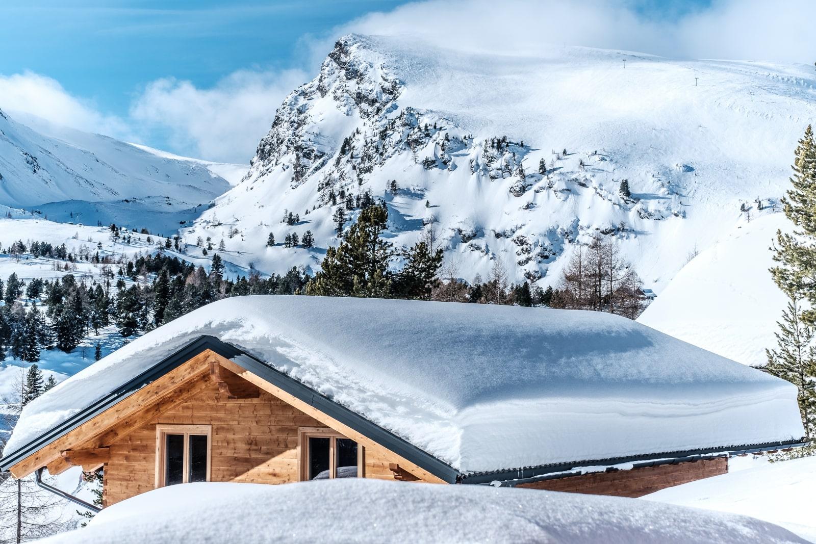 Heidi-Chalet-Falkert-Heidialm-Bergwinter-Winter-Schnee-Huette-Ski-Schnee