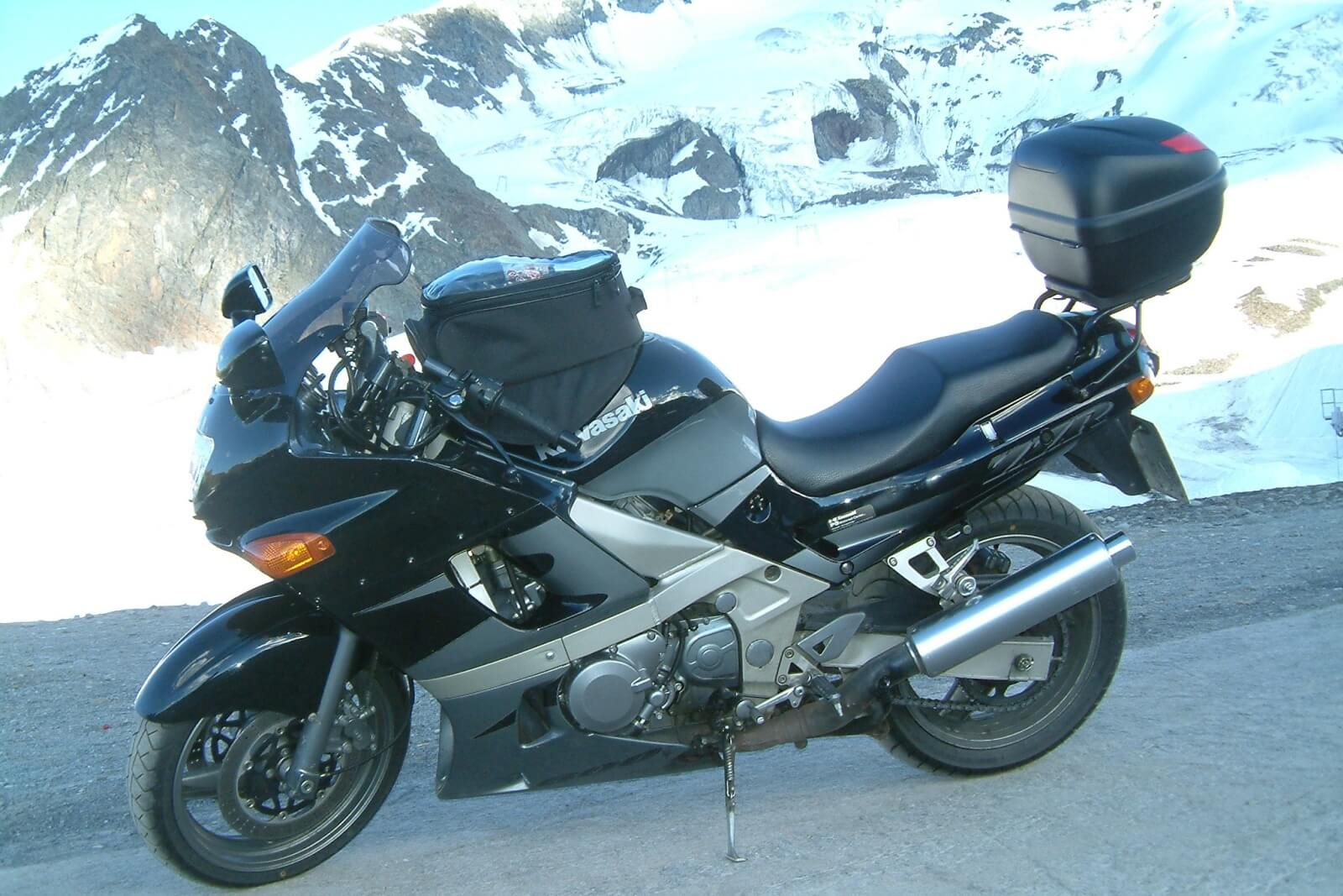 Heidi-Chalet-Falkert-Heidialm-Falkertsee-Motorrad-Fahren