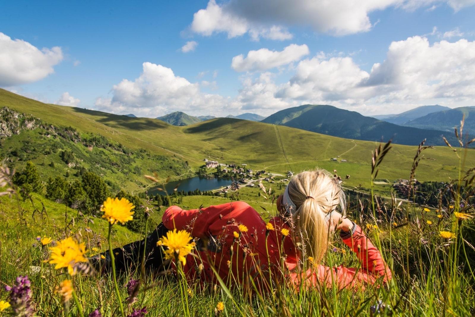 Heidi-Chalet-Falkert-Heidialm-Falkertsee-Natur-Wandern-Relaxen