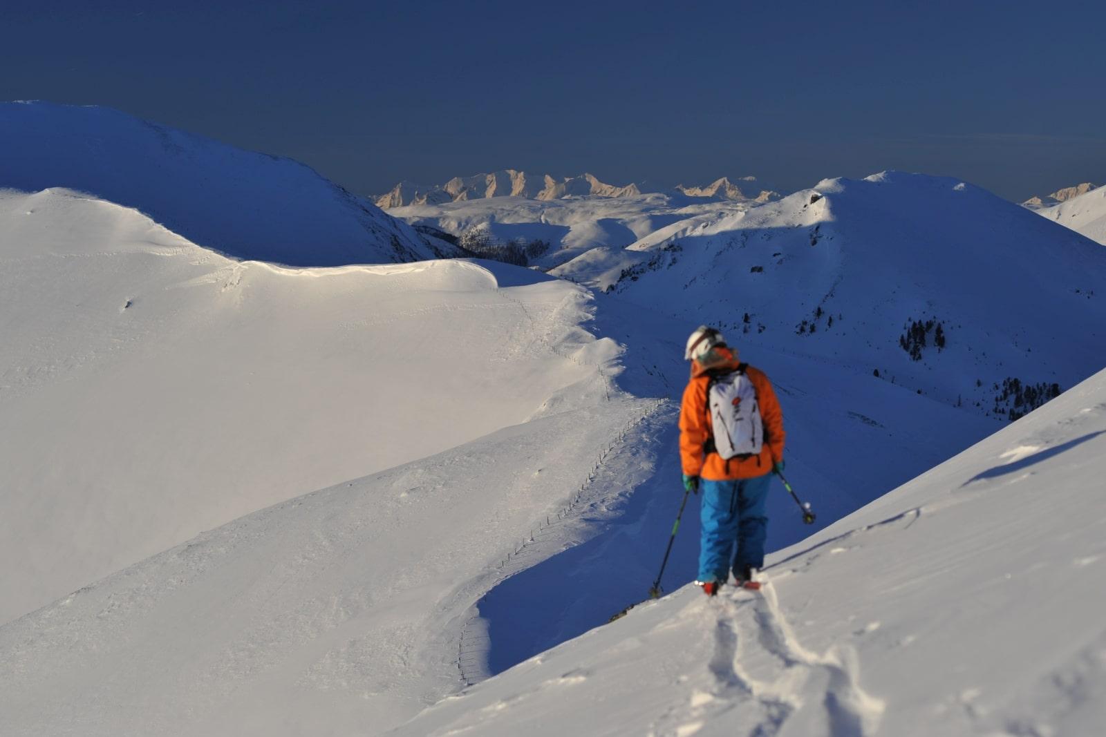 Heidi-Chalet-Falkert-Heidialm-Falkertsee-Ski-Nockberge-Touren