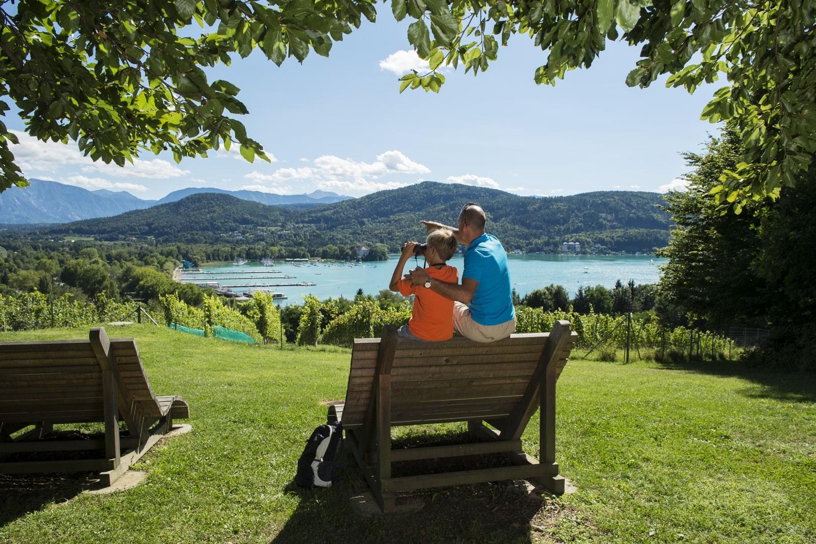 Heidi-Chalet-Falkert-Heidialm-Natur-See-Baden-Picknick-Liege