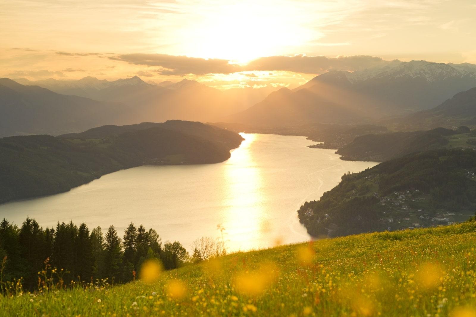 Heidi-Chalet-Falkert-Heidialm-Natur-See-Baden-Relaxen-Millstaetter-See