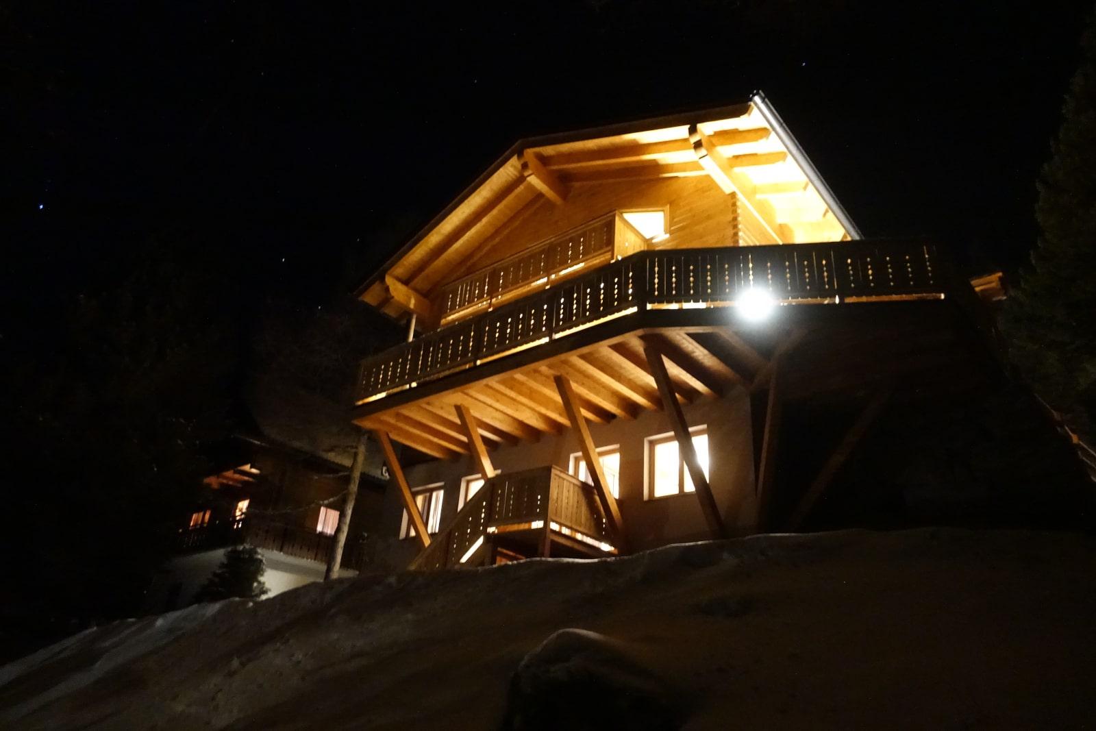 Heidi-Chalet-Falkert-Heidialm-Almsommer-Winter-Ski-Winter-Nacht-Stimmung