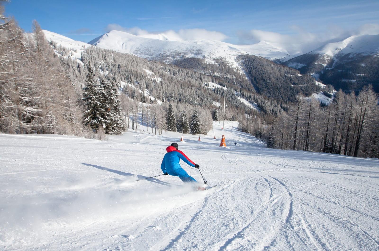 Heidi-Chalets-Falkertsee-Bad.Kleinkirchheim-BKK-Skifahren-Rennfahrer